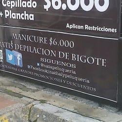 Peluquería Nathaly en Bogotá