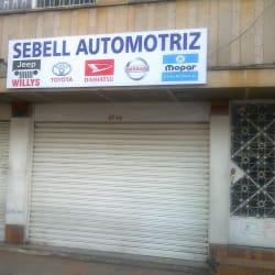 Sebell Automotriz en Bogotá