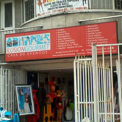 Casa de Eventos Llusion Gourmet en Bogotá