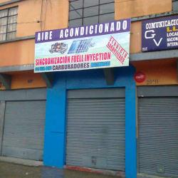 Motrix Mecanica Moreno en Bogotá