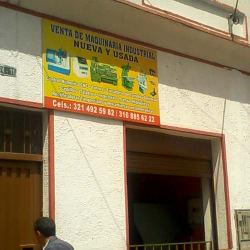 Venta de Maquinaria Industrial en Bogotá