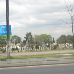 Parque Villa Mayor en Bogotá