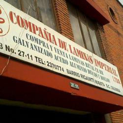 Compañia De laminas Imperial Ltda en Bogotá