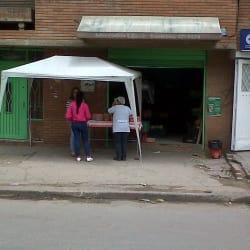 Mercados Lijaca en Bogotá