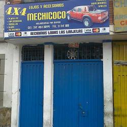 Lujos Y Accesorios Mechicoco en Bogotá