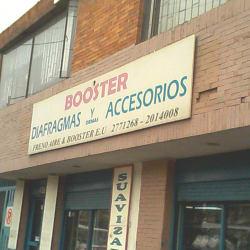 Booster Diafragmas y Accesorios en Bogotá