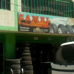 Llantas Camel en Bogotá