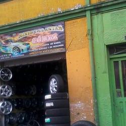 Llantas y Rines El Gato en Bogotá