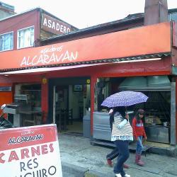 Asaderos Alcaravan en Bogotá