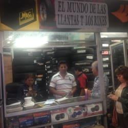 El Mundo De Las Llantas y Los Rines en Bogotá