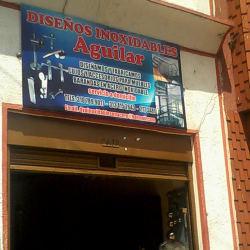 Diseños Inoxidables Aguilar en Bogotá