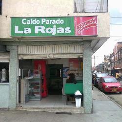 Caldo Parado Rojas en Bogotá