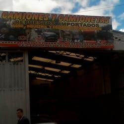 Camiones y Camionetas en Bogotá