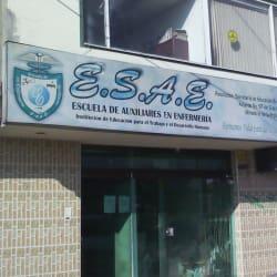 Escuela de Auxiliares en Enfermeria E.S.A.E en Bogotá