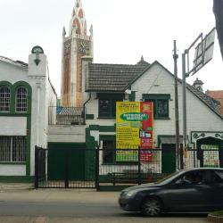 Escuela de Salud San Pedro Claver Calle 34 en Bogotá