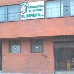 Distribuidora de Maderas El Imperio Ltda en Bogotá
