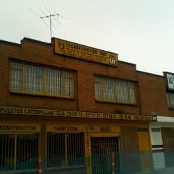 Tecnitractor Jar Ltda en Bogotá