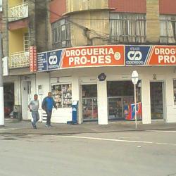 Droguería Prodes  en Bogotá