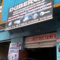 Dubercar en Bogotá