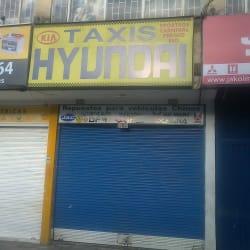 Taxis Hynday en Bogotá