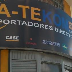 Ca Tekom S.A.S en Bogotá