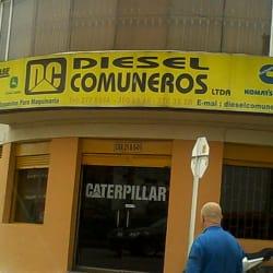 Diesel Comuneros Ltda en Bogotá