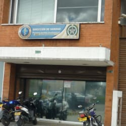 Direccion de Sanidad Usp Cundinamarca en Bogotá