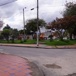 Parque Calle 83A con 83 en Bogotá