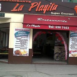 Restaurante La Playita en Bogotá