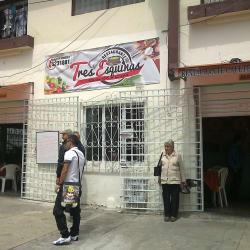 Restaurante Tres Esquinas Carrera 28 en Bogotá