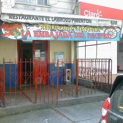 Restaurante y pescaderia La Embajada del Pacifico  en Bogotá