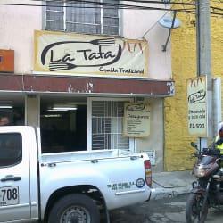 La Tata  en Bogotá