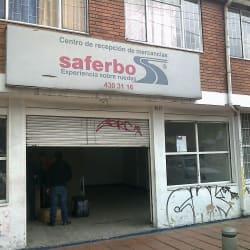 Saferbo Avenida Rojas en Bogotá