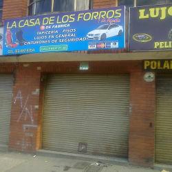 La Casa De Los Forros en Bogotá