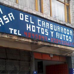 La Casa Del Carburador en Bogotá