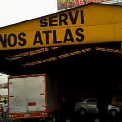 Servi-frenos Atlas y Cía Ltda en Bogotá