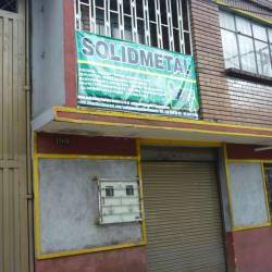 Solidmetal y Plateria Sierra en Bogotá