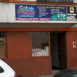 Solo Master Diseño Gráfico en Bogotá