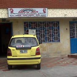 Arcoiris en Bogotá