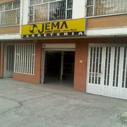 Jema Distribuiciones Ferretería Ltda en Bogotá