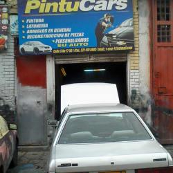 Pintucars en Bogotá