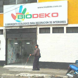 Biodeko en Bogotá