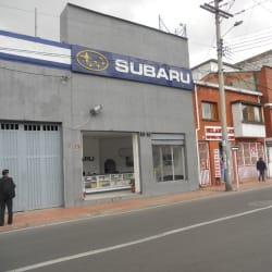 Subaru Carrera 19 en Bogotá