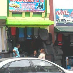 Superforros La 18 en Bogotá