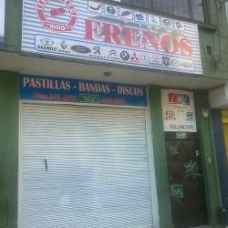 Servifrenos Alejo en Bogotá