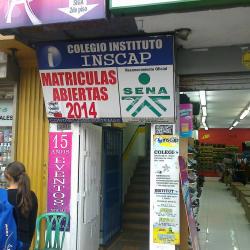 Colegio Instituto Inscap Calle 72 en Bogotá
