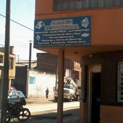 Almacén Servi Dorada en Bogotá