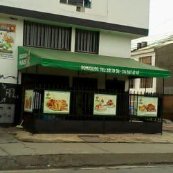Delicias Annis en Bogotá