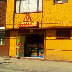 Distribuciones y Aplicaciones Industriales Sika en Bogotá