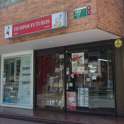 Librería Tiempos Futuros en Bogotá